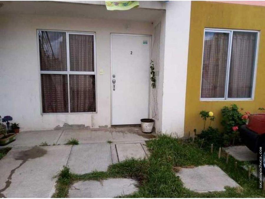 casa duplex en venta en paseos de chavarria