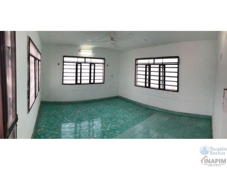casa en colonia centro merida yucatan