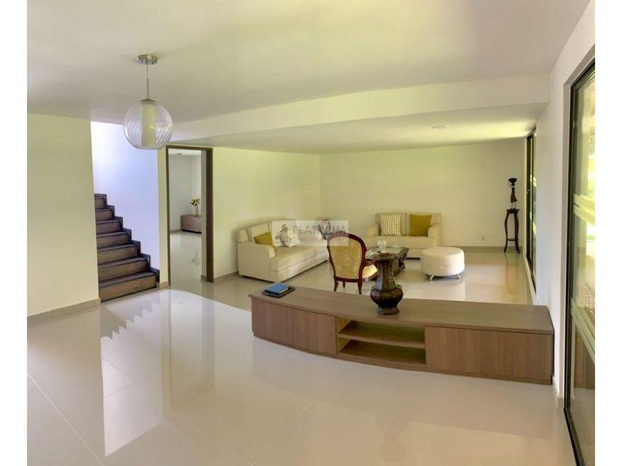 casa en condominio en venta en pance fd