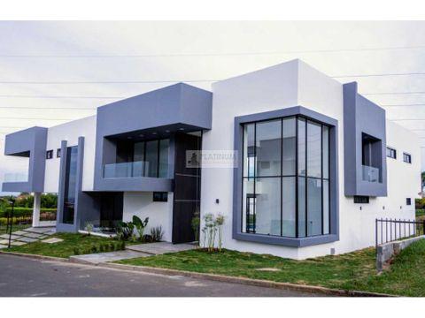casa en venta en condominio en parcelaciones pance cali cg