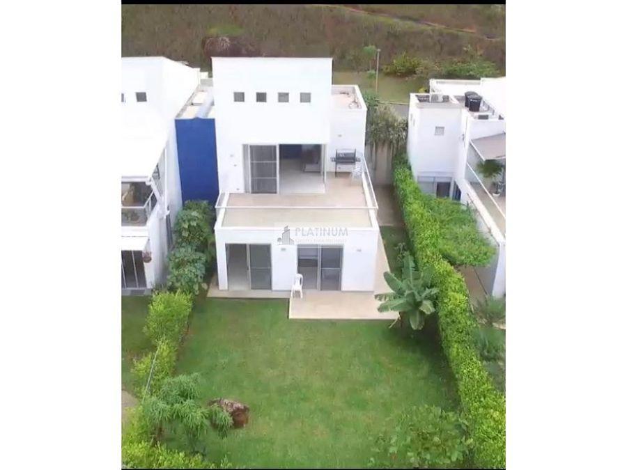 casa en condominio en alfaguara oceanoverde fd