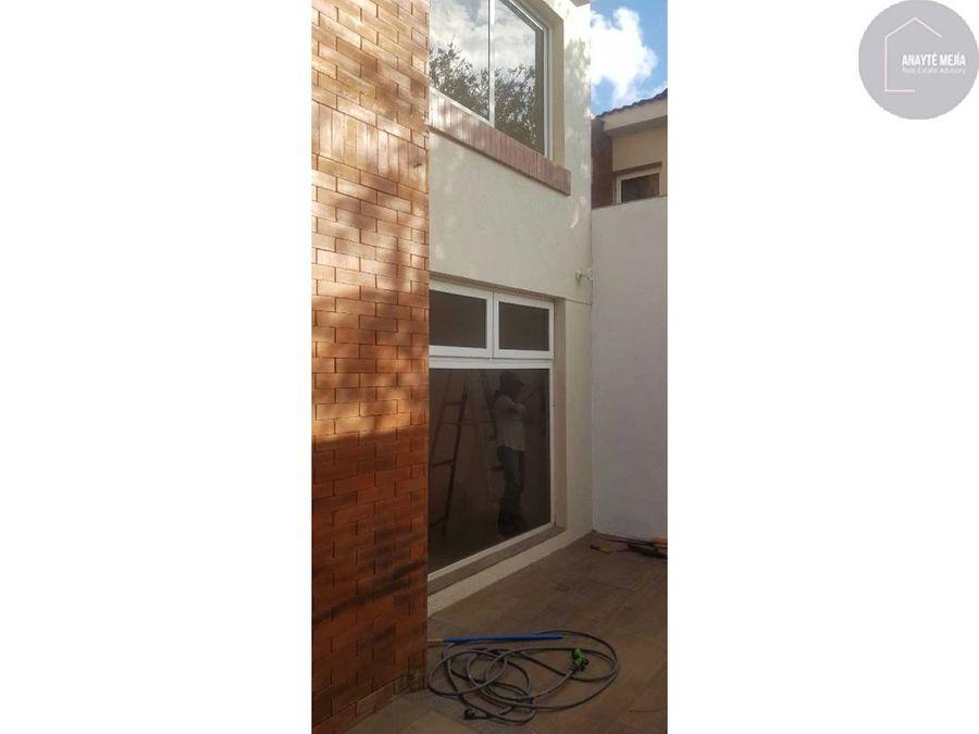 casa en condominio pinares de san cristobal sector b1
