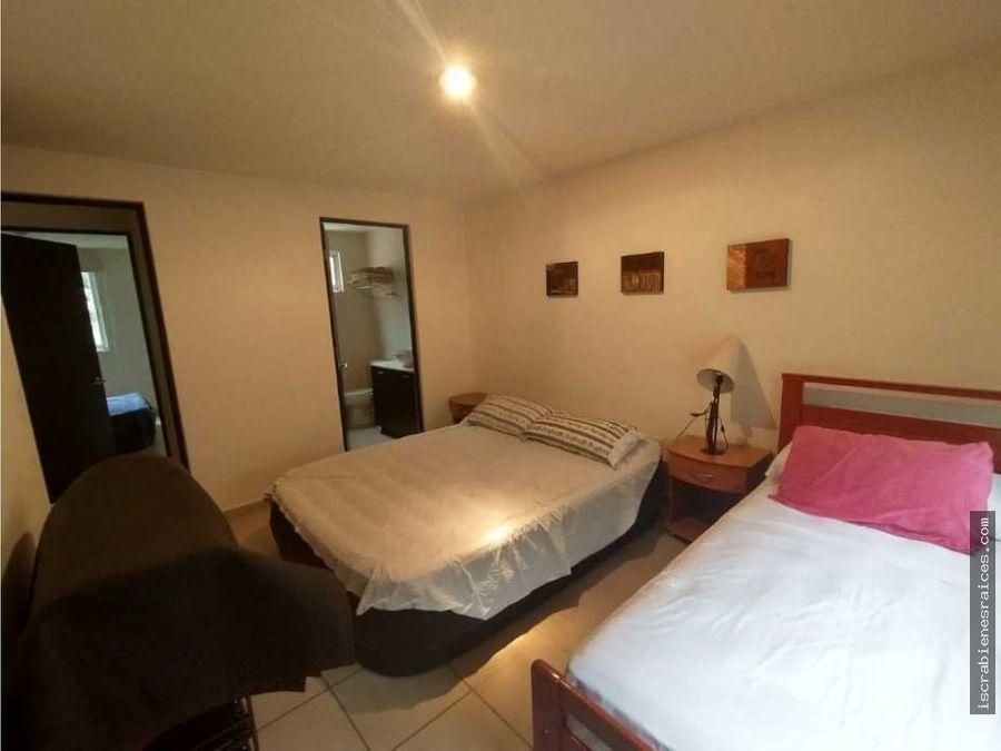 casa en conjunto residencial en venta en yautepec