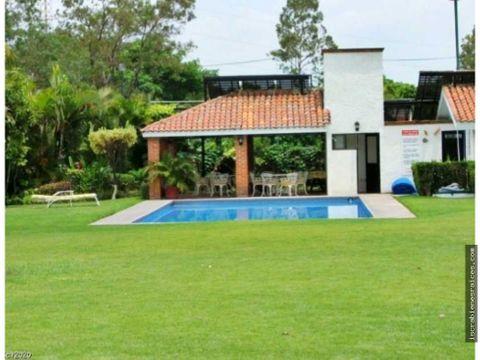 casa en cluster en venta en lomas de cocoyoc