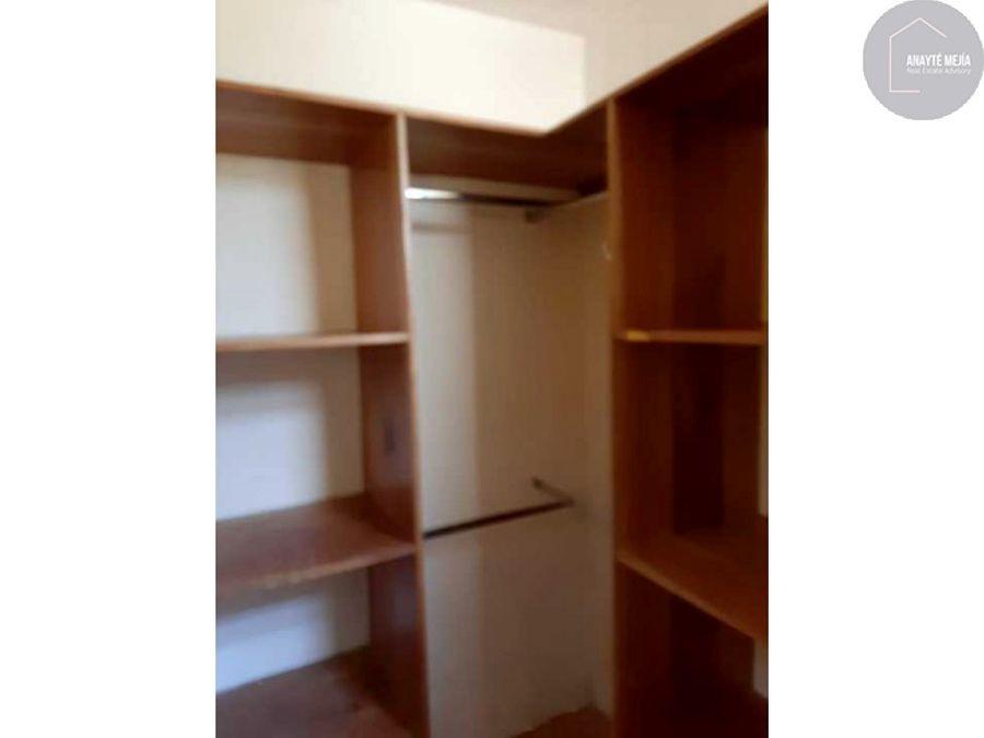 apartamento en alquiler en hacienda real zona 16