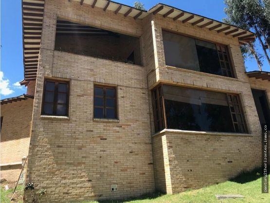 casa en aposentos briceno sopo sopo 94682
