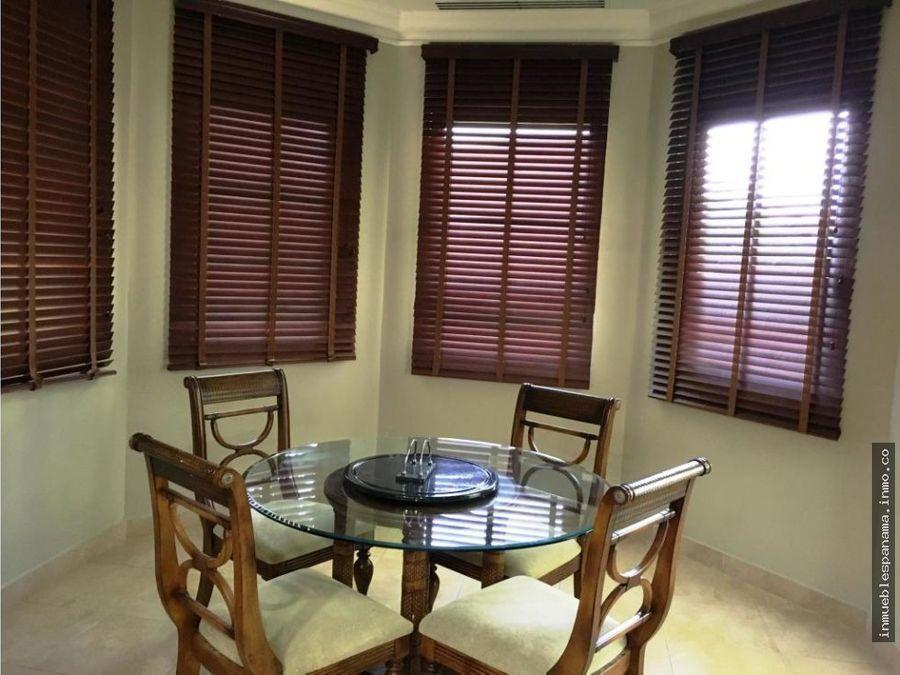casa en arrendar costa del este rah pa 20 7069