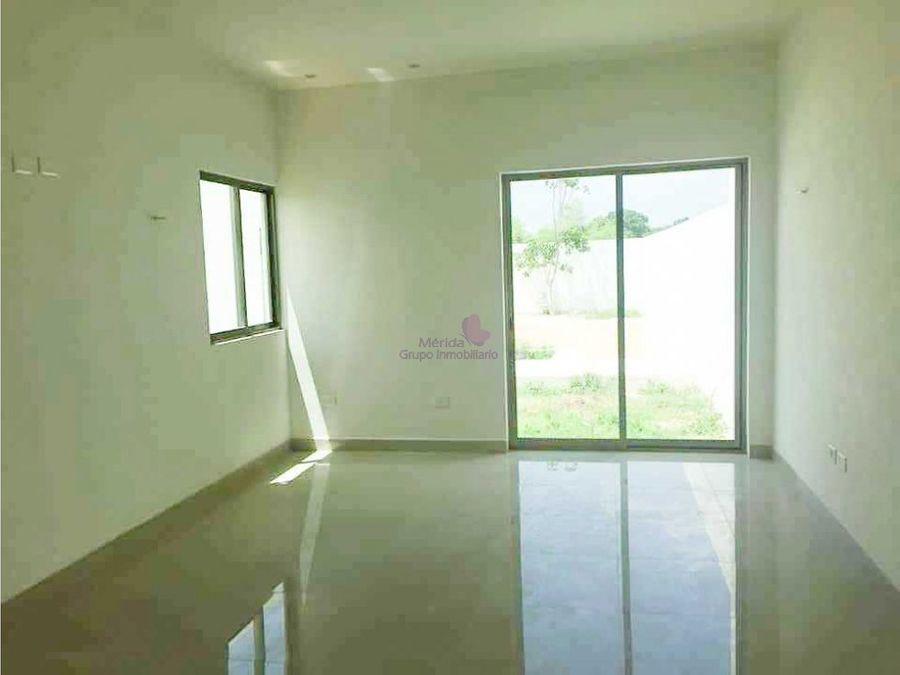 casa residencial en venta en dzitya merida