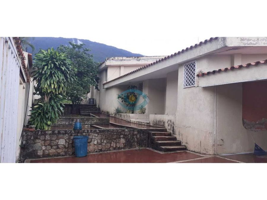 casa en el castano maracay