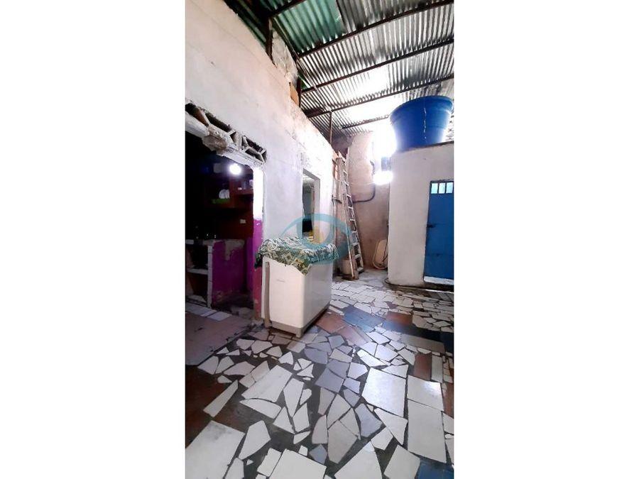 casa en el barrio san agustin maracay