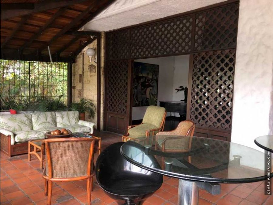 casa en venta en juanambu cali kd