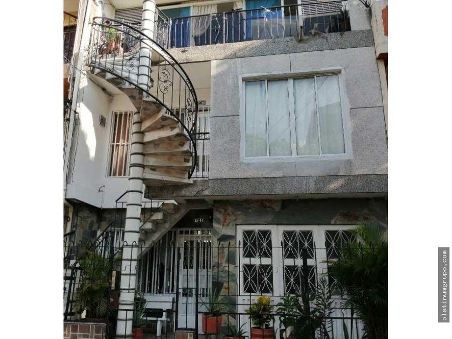 casa segundo piso en venta en junin cali ah