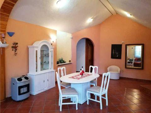 casa en loma bonita tlaxcala amueblada
