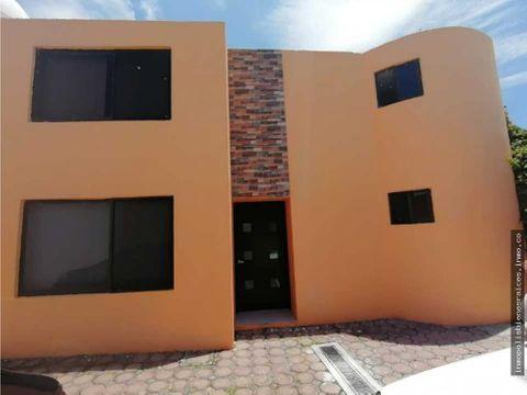 casa en momoxpan
