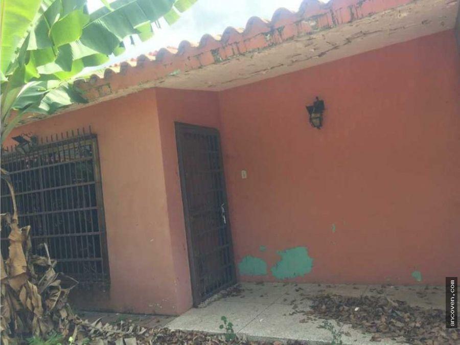 casa en naguanagua urb la querencia vende ancoven master