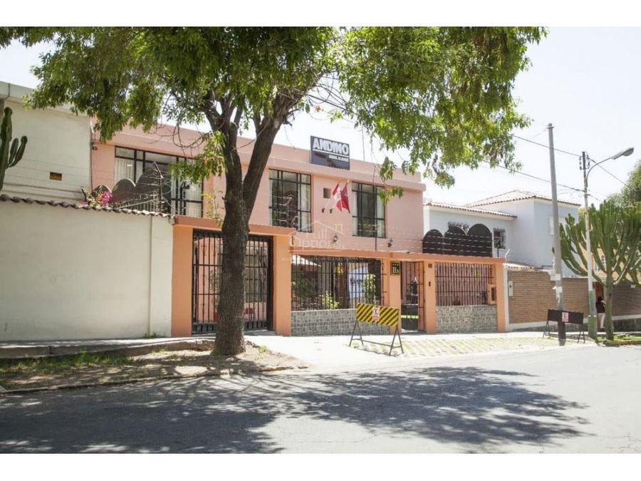 casa en parque selva alegre ideal clinicaempresa
