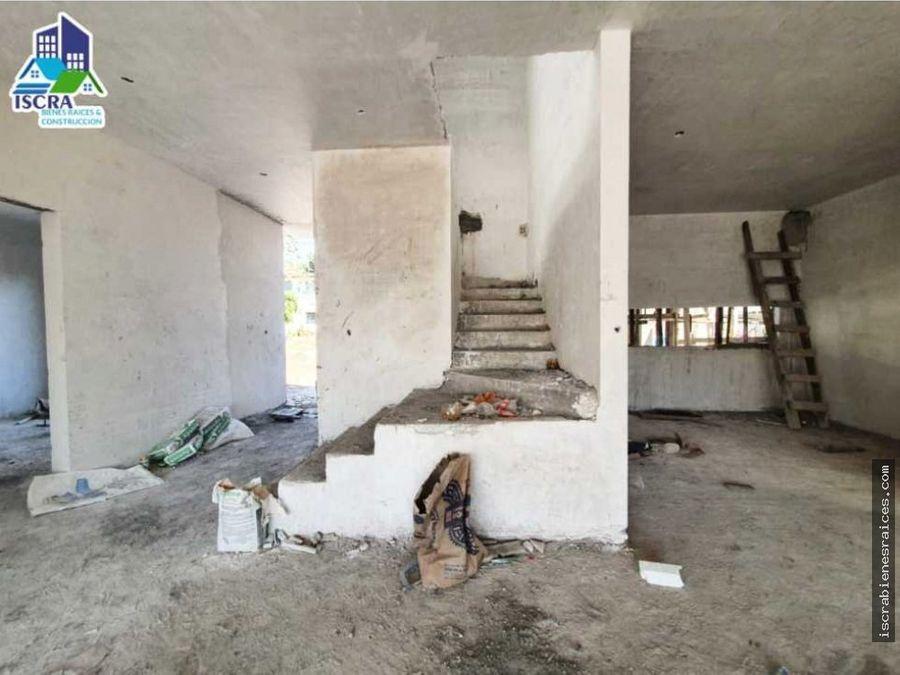 casa en preventa en lomas de cocoyoc