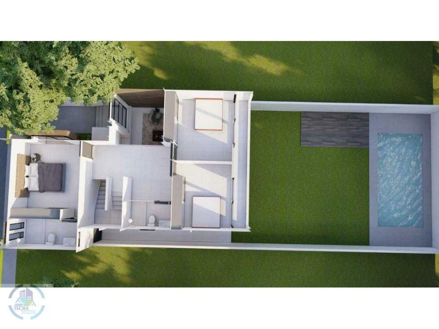 casa en proyecto en altos de oaxtepec