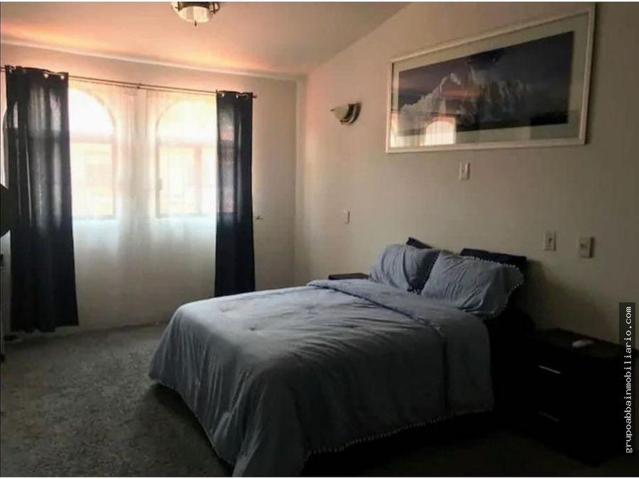 casa en renta amueblada con alberca