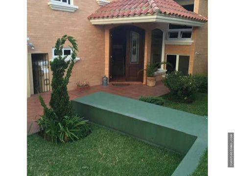 casa en renta en condominio en zona 15 1