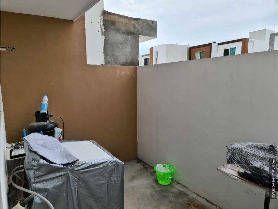 casa en renta en altamira fraccionamiento loma bonita