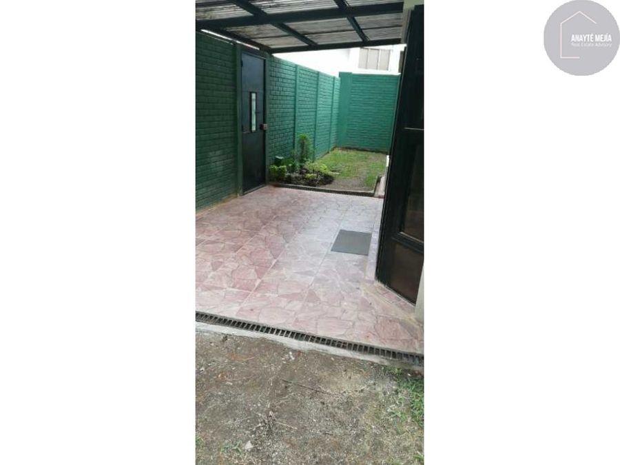 casa en renta en san lazaro zona 15