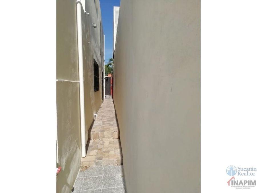 casa en renta en xcanatun yucatan