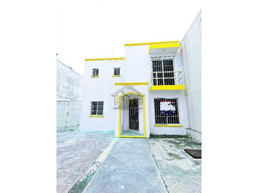 casa en renta fracc 18 de marzo ciudad del carmen
