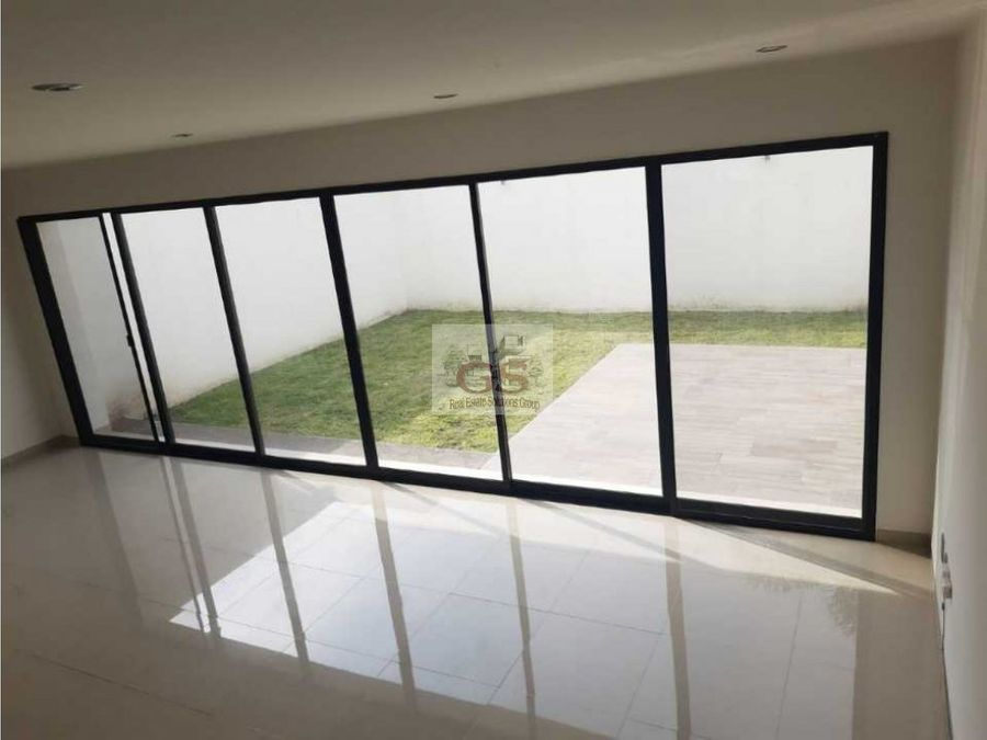 casa en renta fraccionamiento nueva terraza celaya