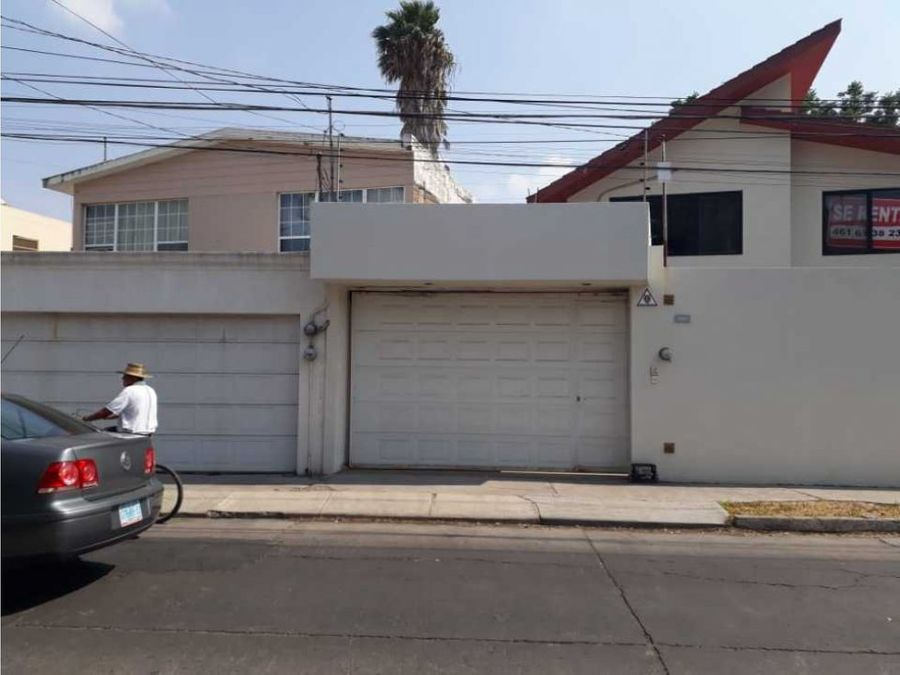 casa en renta la alameda celaya gto