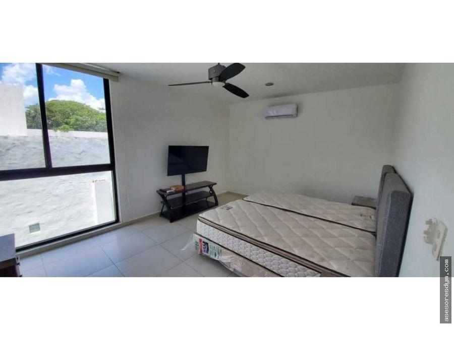 casa en renta montebello zona norte yucatan