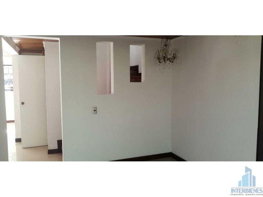 casa en unidad cerrada venta o arriendo sector el portal envigado
