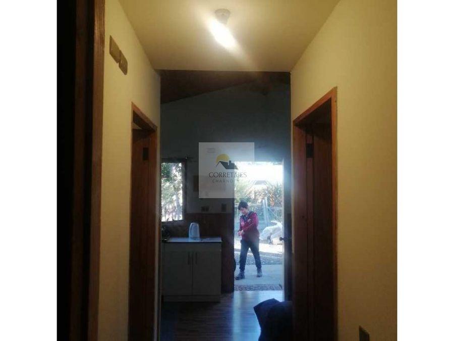 casa en venta aislada sector club de huasos pucon