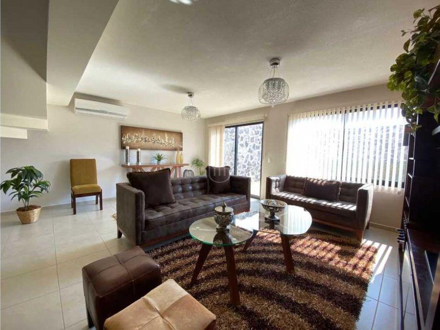casa en venta 3 habitaciones roofgarden zibata el marques queretaro