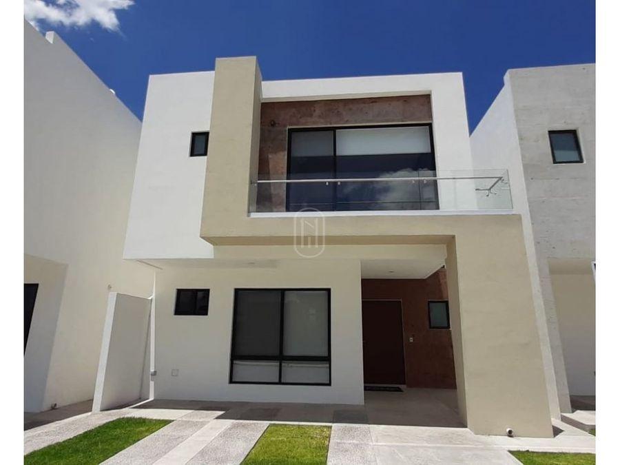 casa en venta 3 recamaras altos juriquilla qro