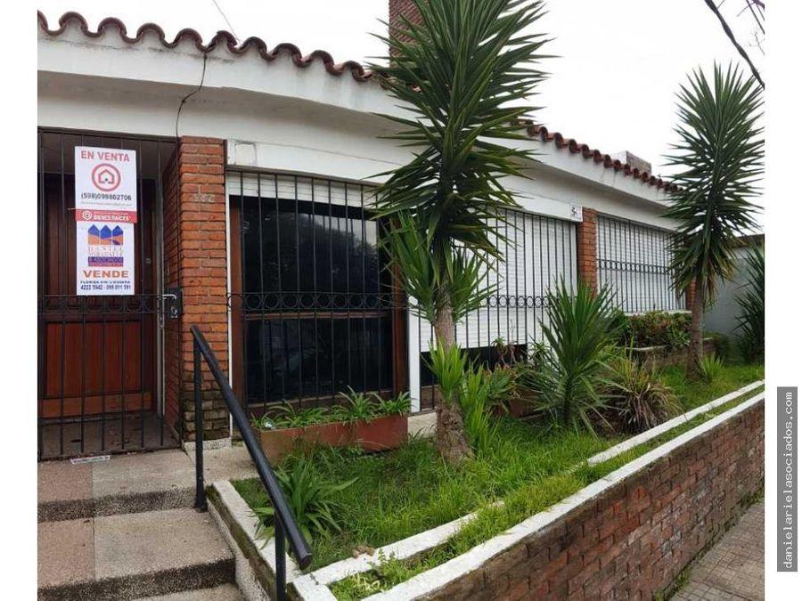 casa en venta 2 dormitorios centro maldonado