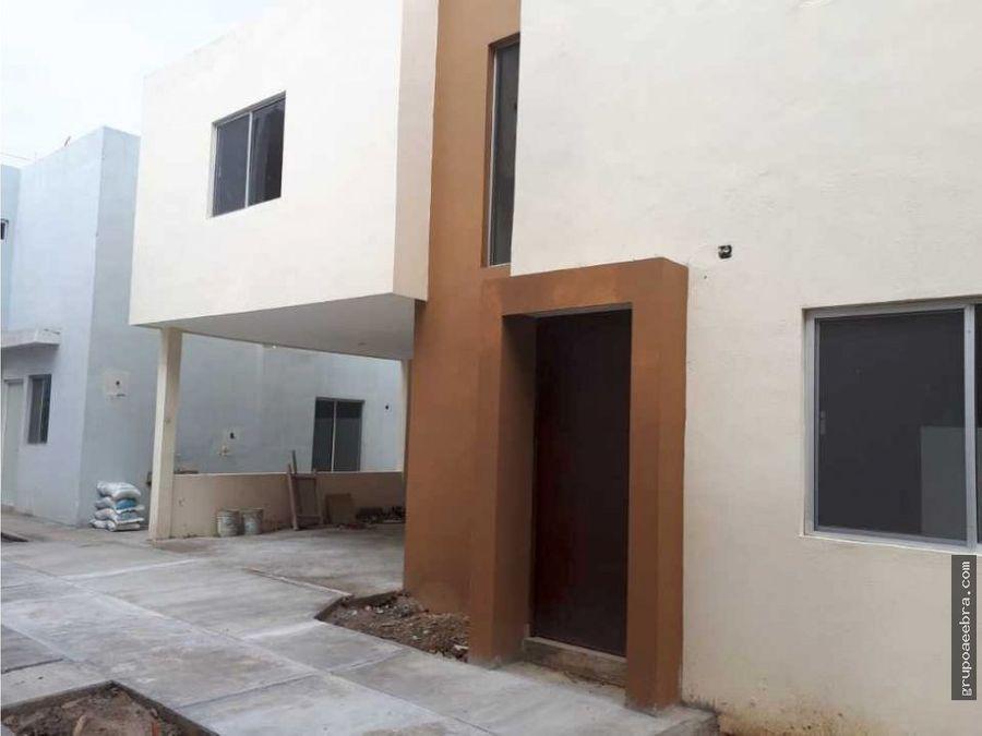 casa en venta col villahermosa