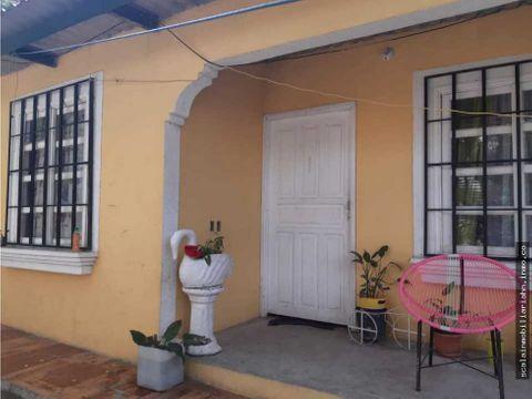 casa en venta colonia villa nueva sector 8