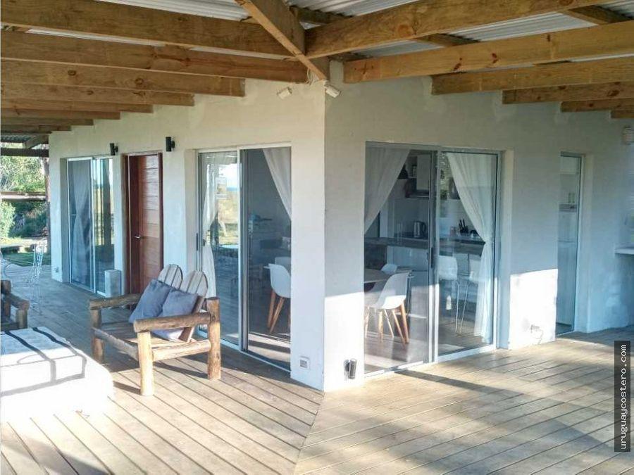 casa en venta con espectacular vista