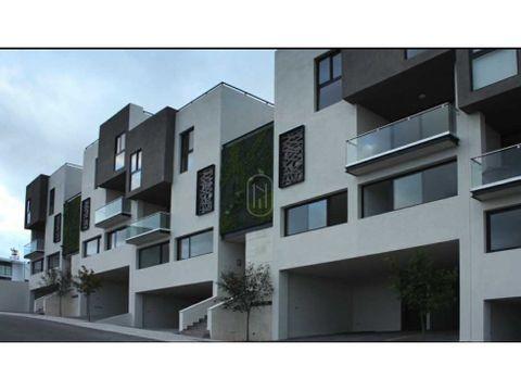casa en venta 3 recamaras con roof garden zibata queretaro