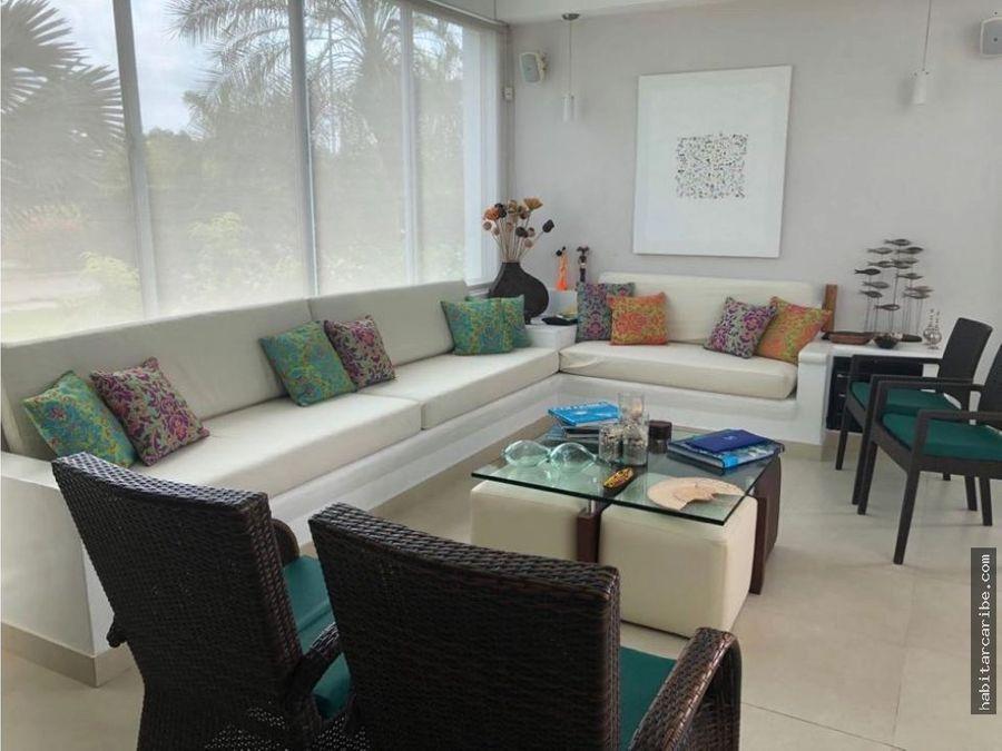 casa en venta con salida a la playa