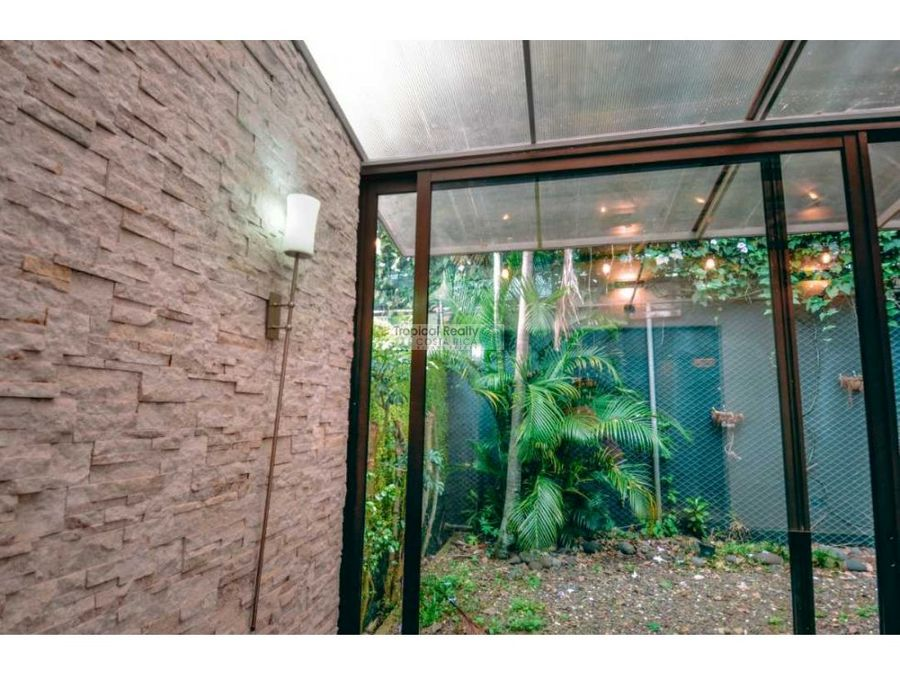 casa en venta condominio en escazu
