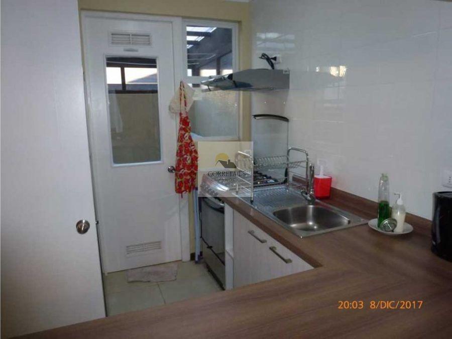 casa en venta condominio los robles pucon