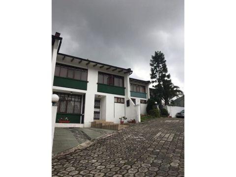 casa en venta en quito ecuador