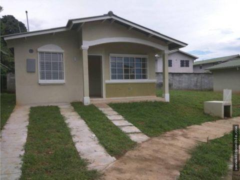 casa en venta chorrera rah pa 20 10432