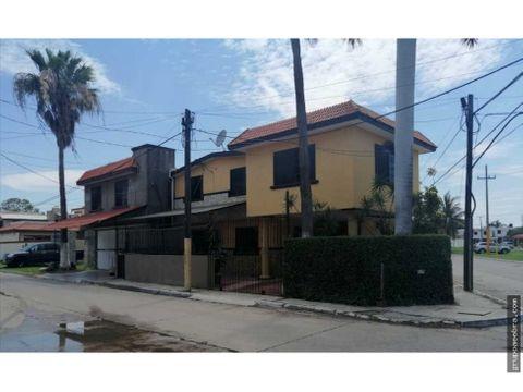 casa en venta ciudad madero ampliacion unidad nac