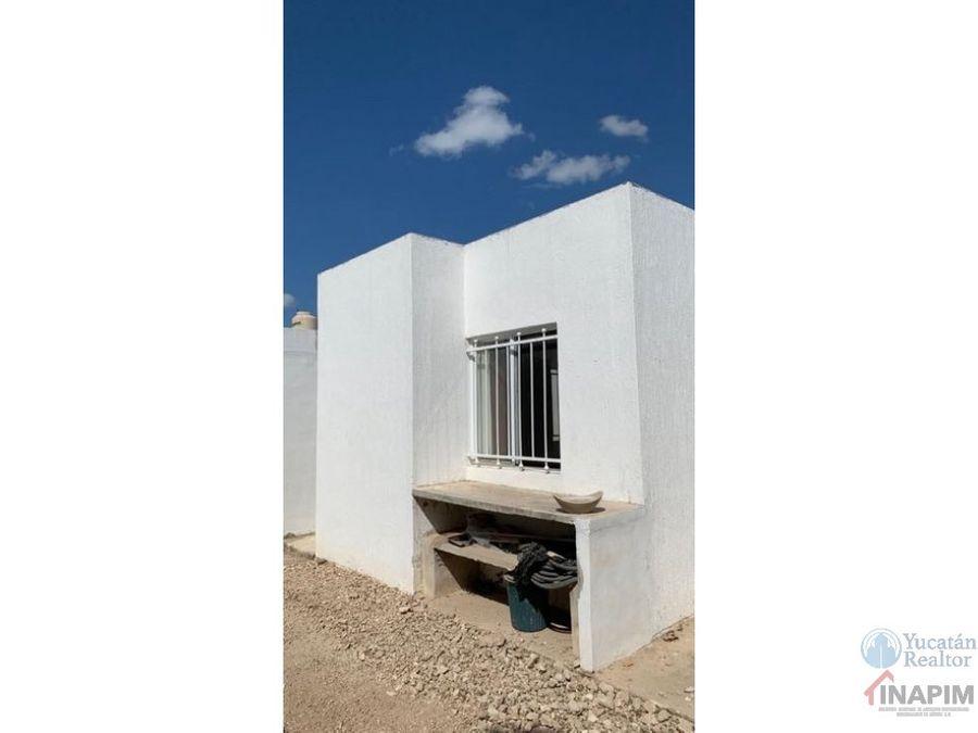 casa en venta ciudad caucel merida yucatan