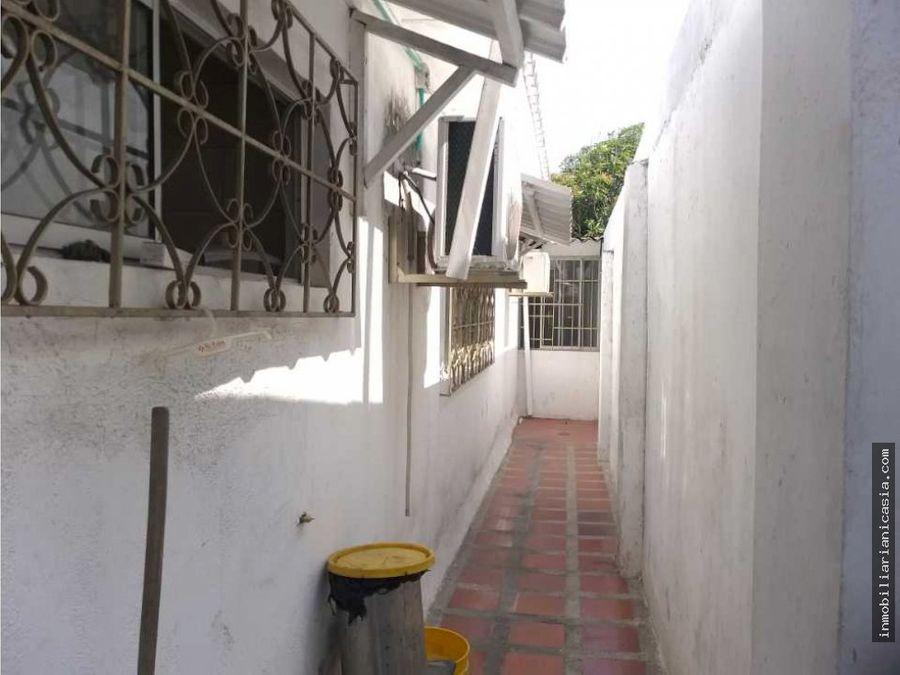casa en venta ciudad jardin barranquilla