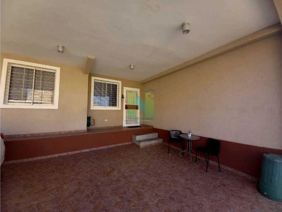 casa en venta ciudad roca barquisimeto