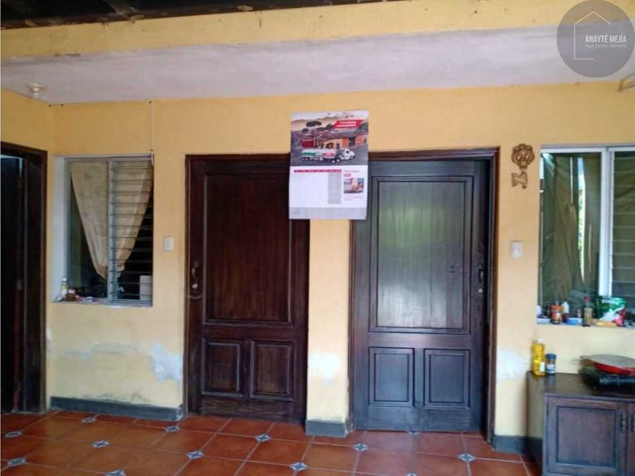 casa en venta ciudad vieja